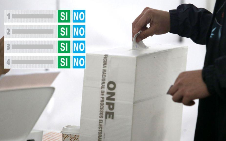 el referendum