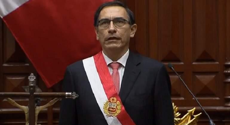 presidente vizcarra
