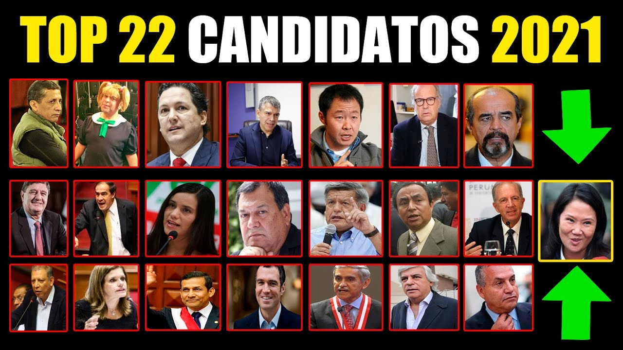 candidatos 2021