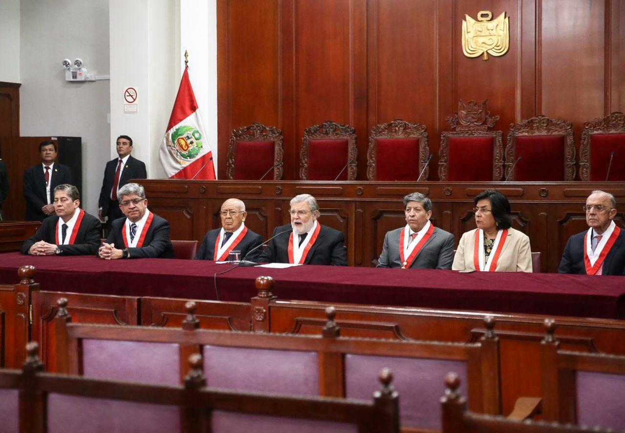 magistrados constitucionales