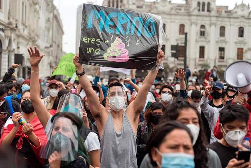protesta juvenil