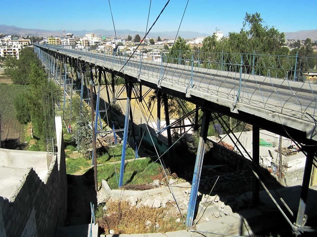 puente fierro