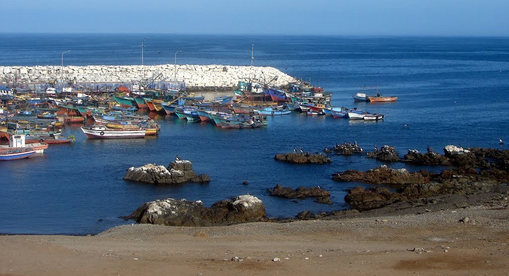 puerto islay