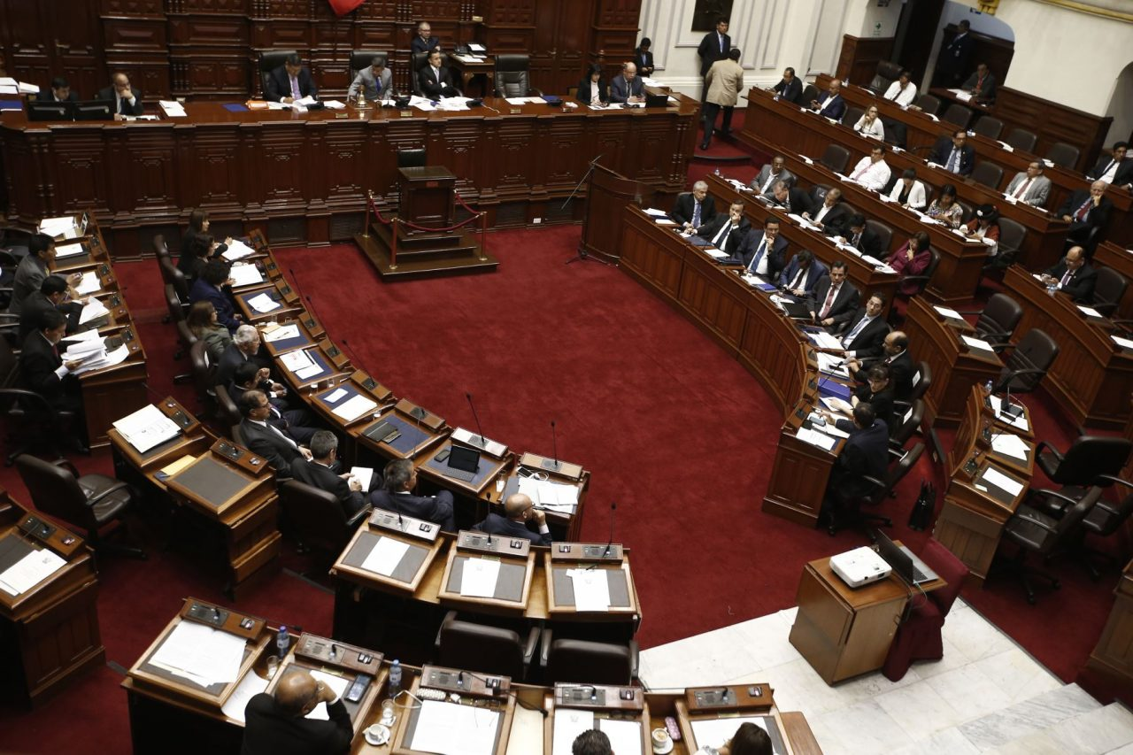 los parlamentarios
