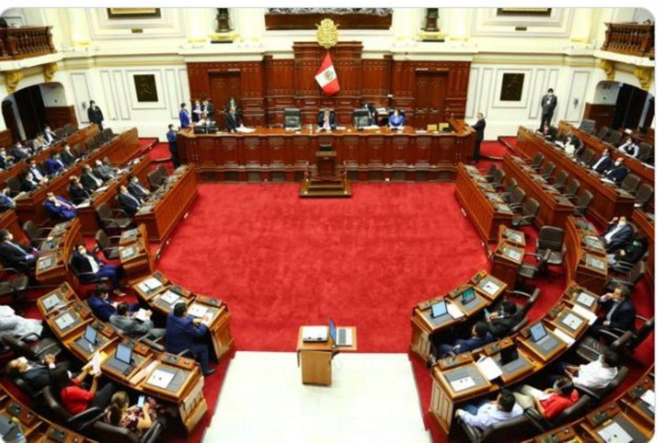parlamento peruano