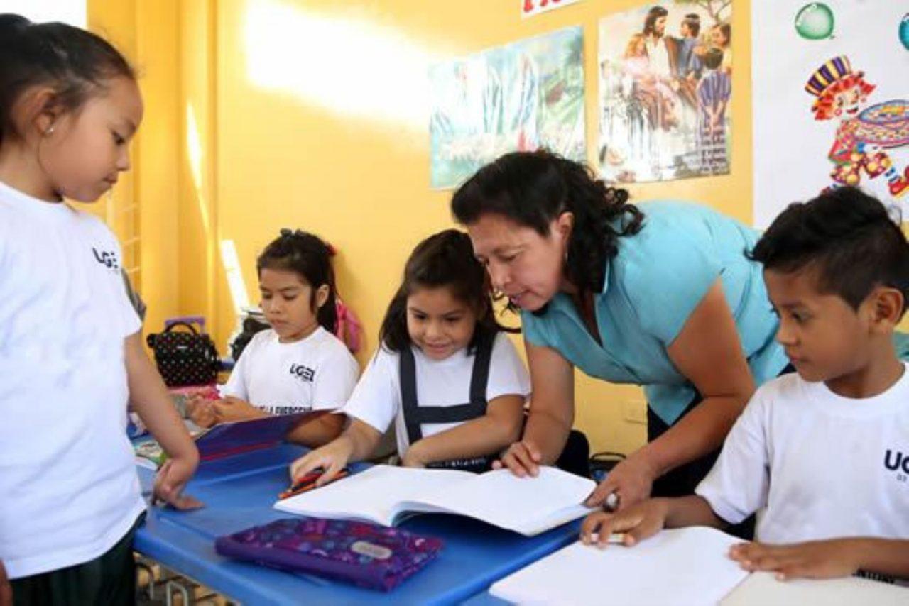 los docentes peruanos