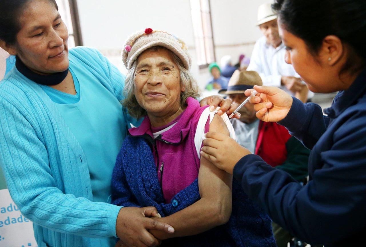 vacunacion ancianos