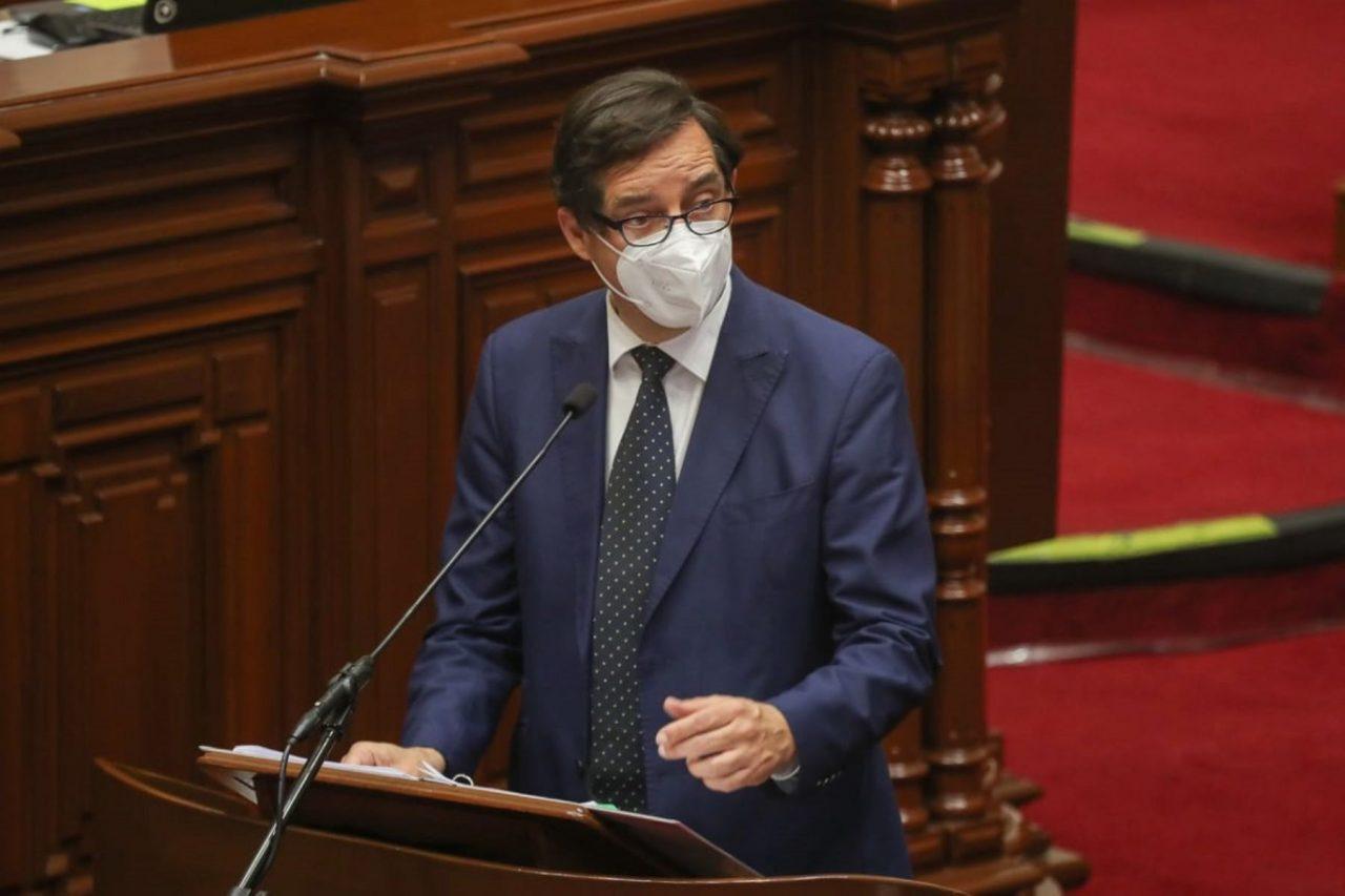 ministro de energia