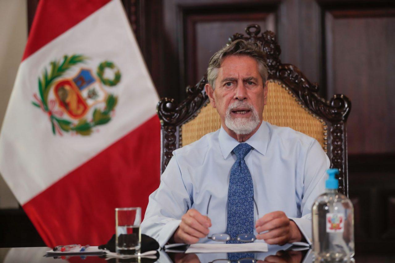 pancho presidente