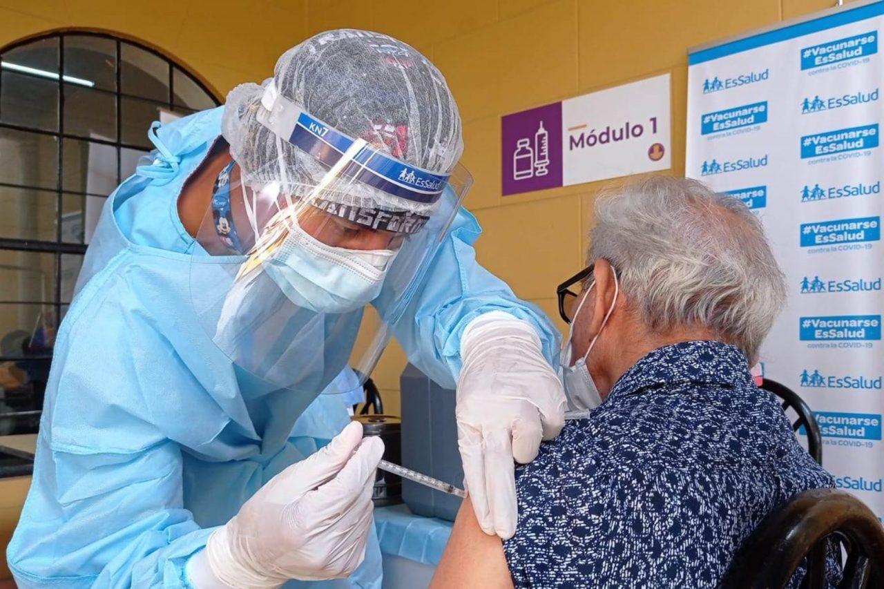 vacunas ancianos