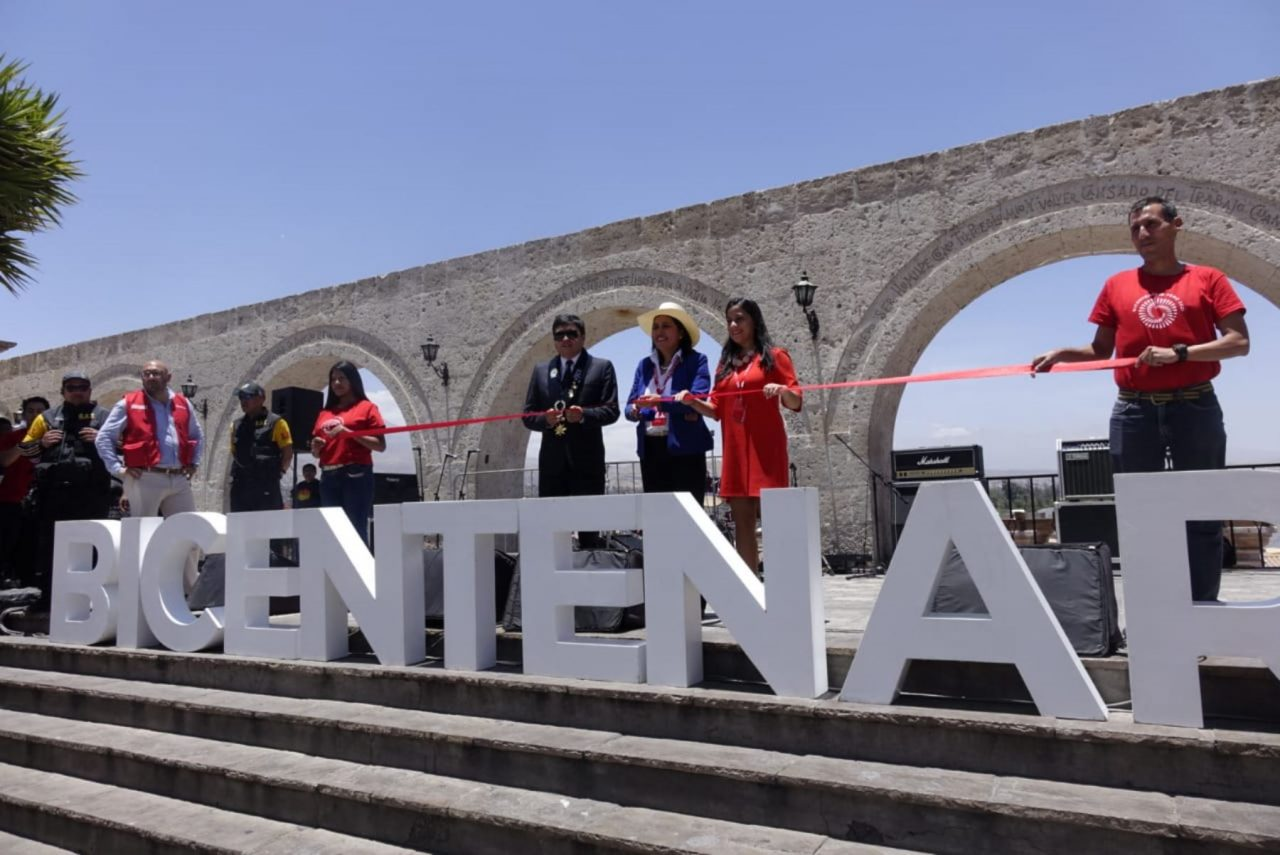 el bicentenario yanahuara