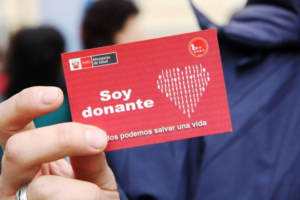la donacion