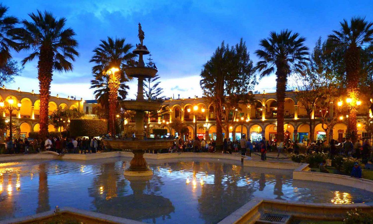 plaza de aqp