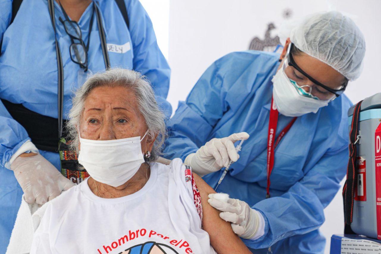 inmunizacion ancianos