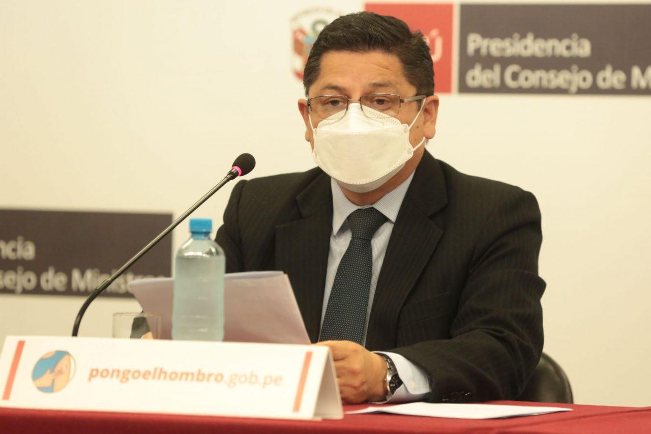 ministro vega