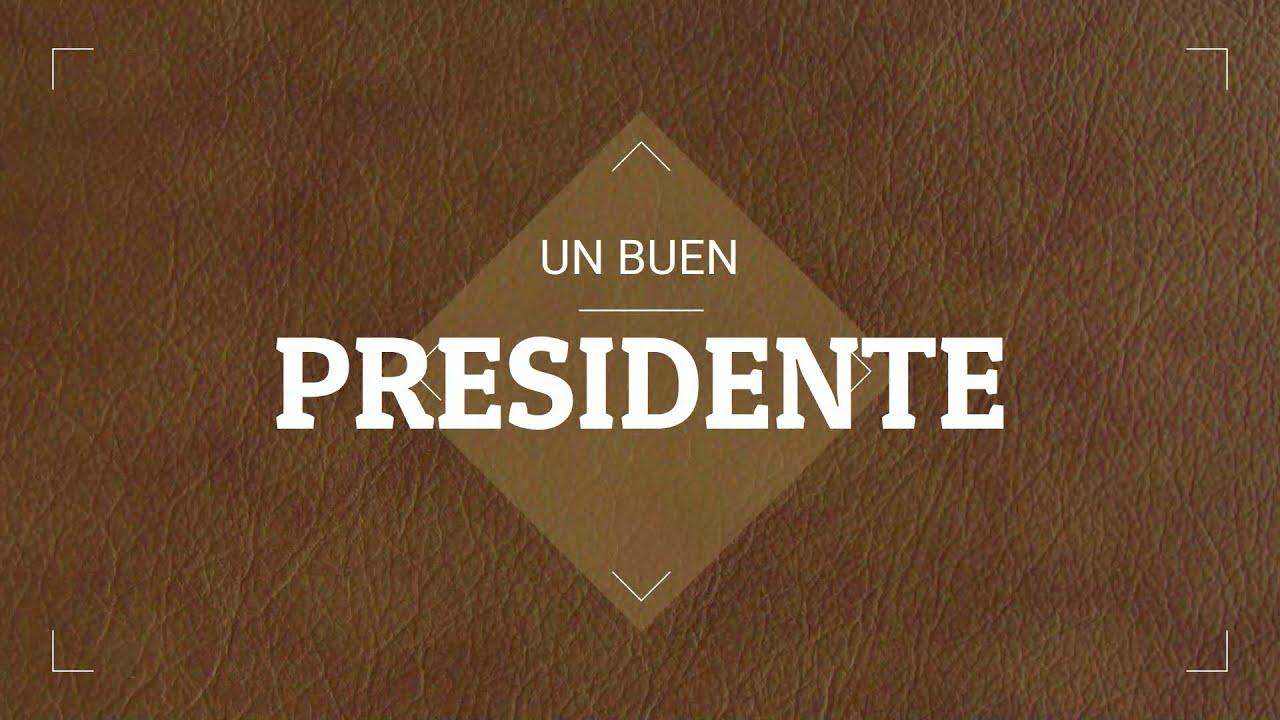 nuestro presidente