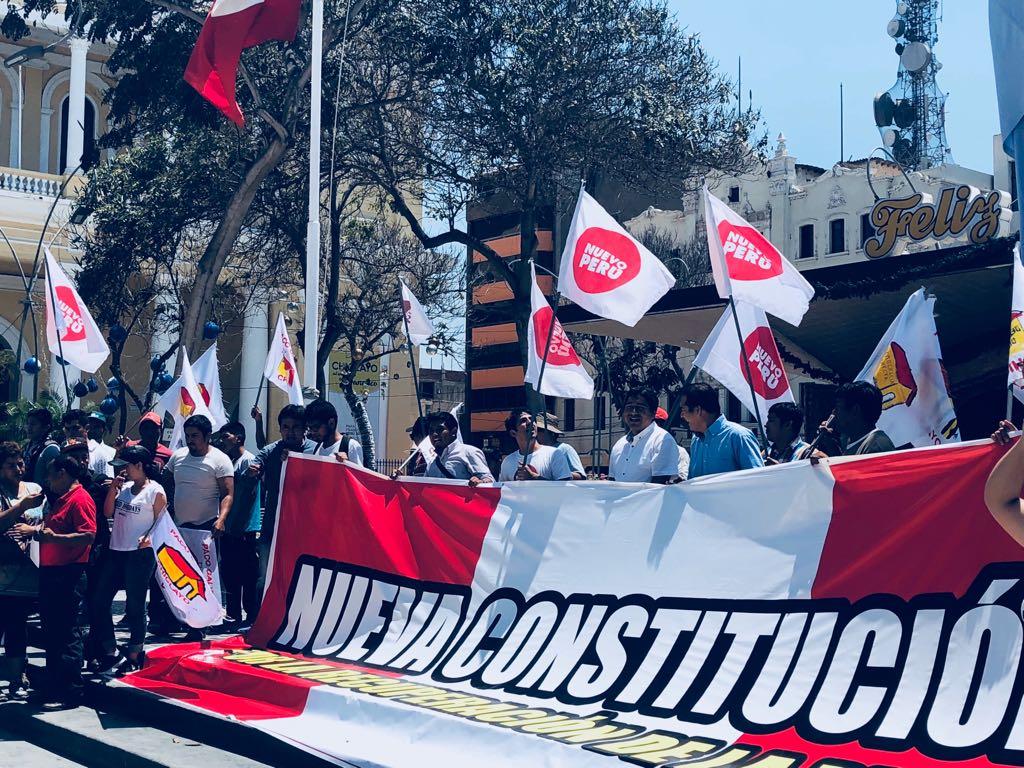 nueva constitucion peruana