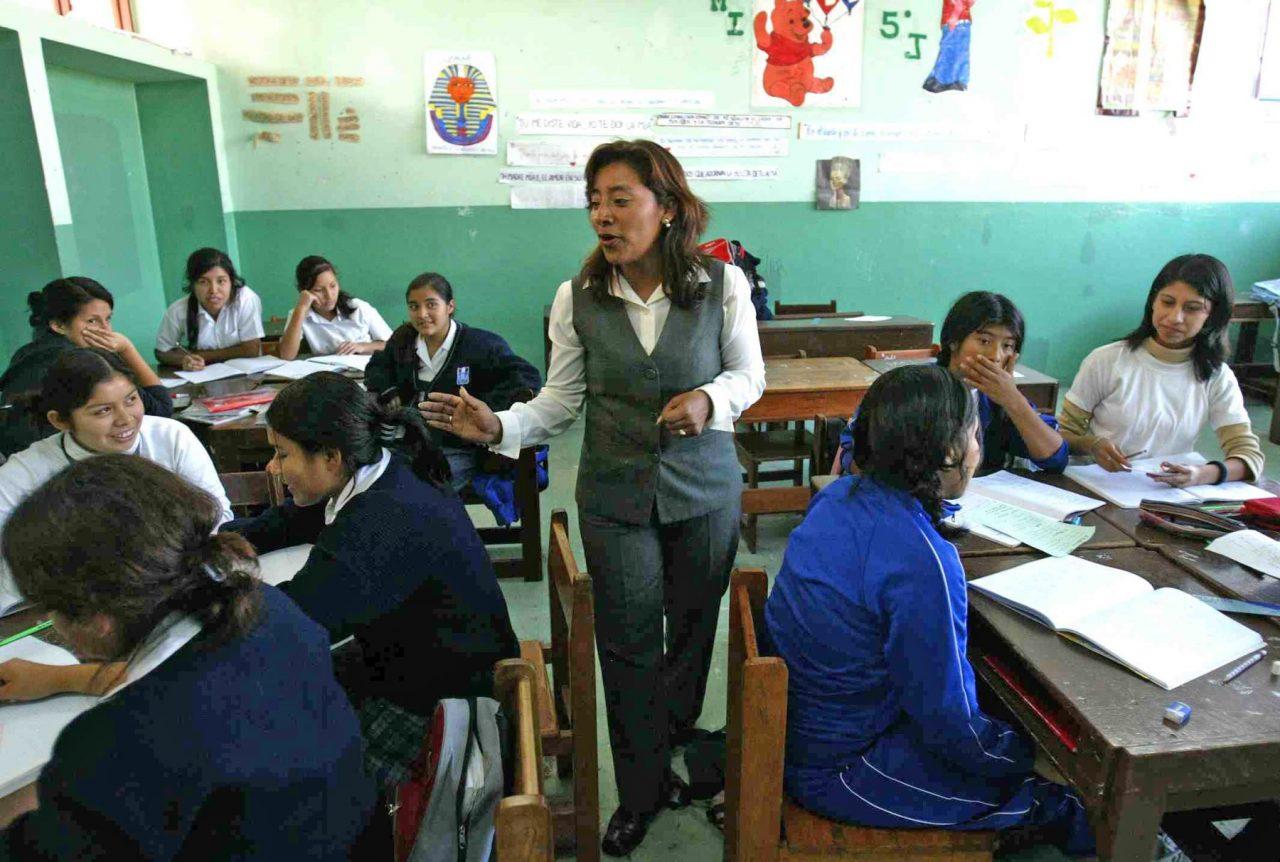 las maestras