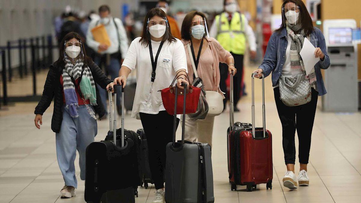 turistas viajeros